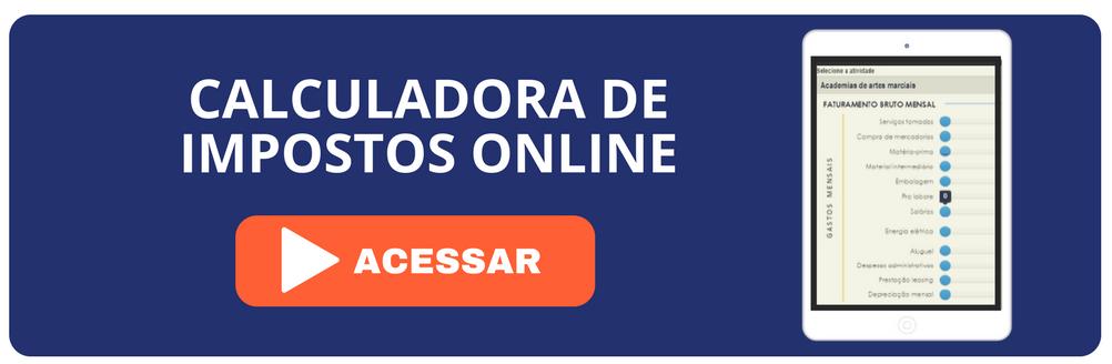 CALCULADORA DE IMPOSTOS ONLINE