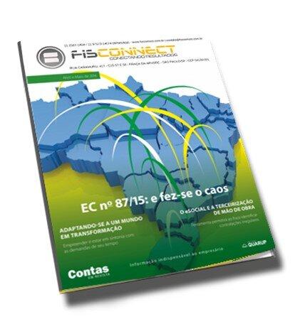 Informativo FISCONNECT abr-mai-16