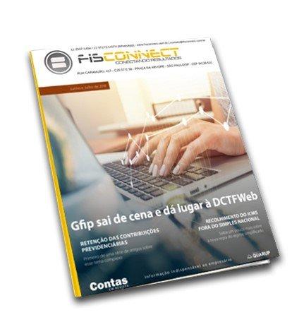 Informativo FISCONNECT - contas em revista jun-jul-18