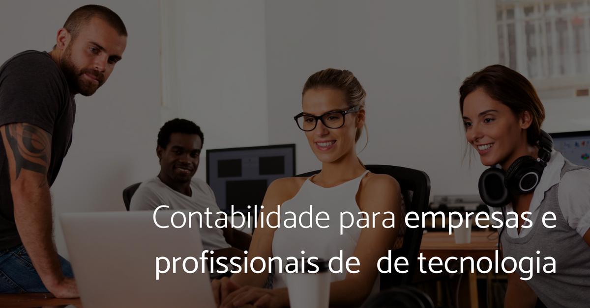 Abertura de empresas para profissionais de tecnologia da informação