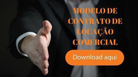 Contrato De Locação Comercial Locador E Locatário Lei Do
