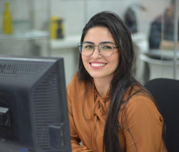 Jéssica - escritório contábil tecnologia da informação