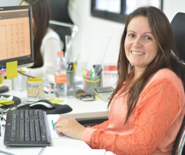 Marcela - escritório de contabilidade na Vila Olímpia