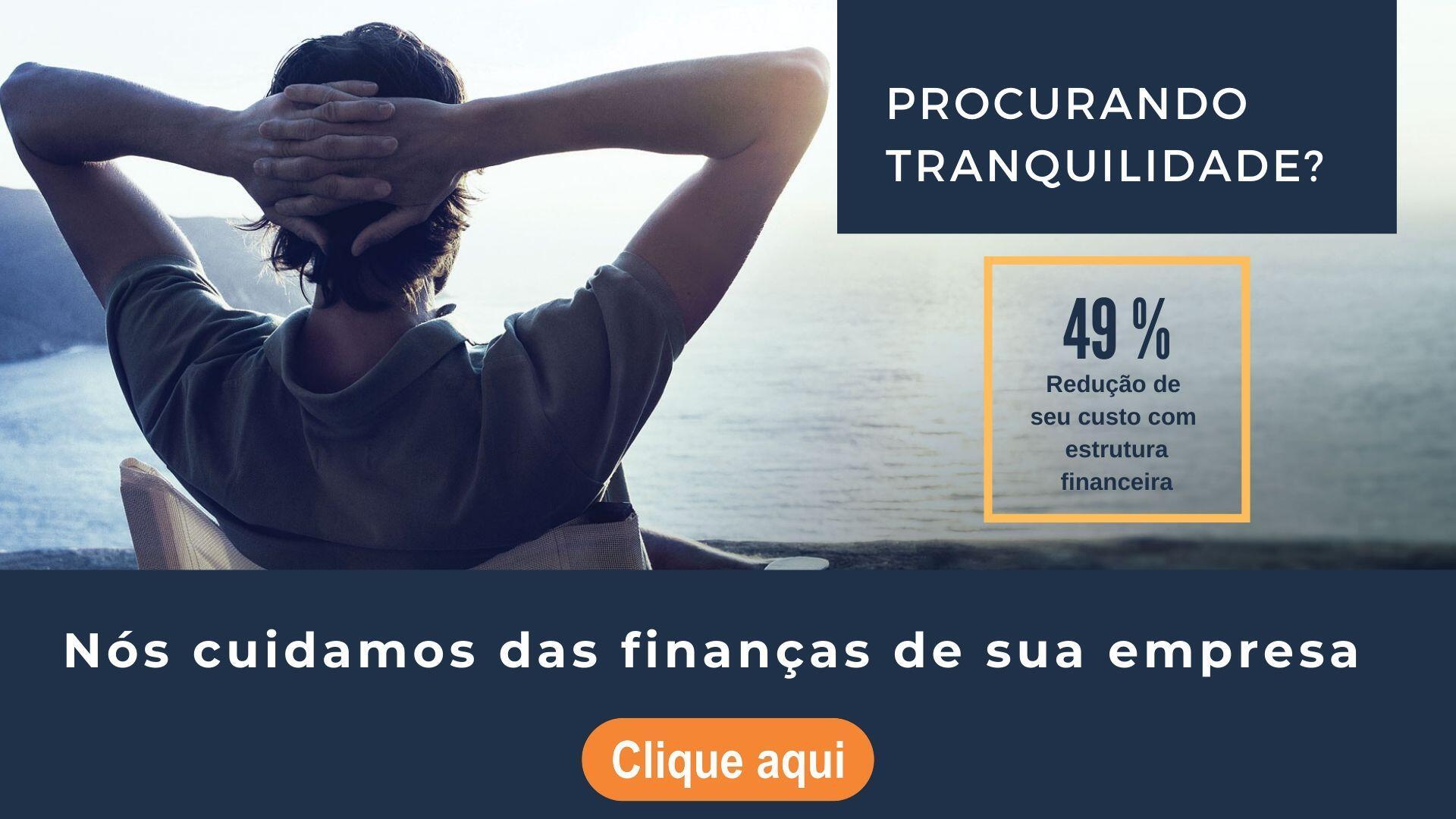 BPO Financeiro - solução financeira